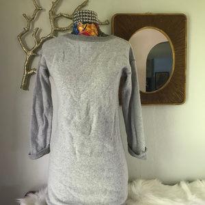 Club Monaco Sweater Tunic